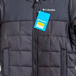 Kids Columbia puffer Jacket New With Tags